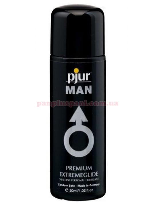 Лубрикант Pjur MAN Premium Extremeglide на силиконовой основе 30 мл