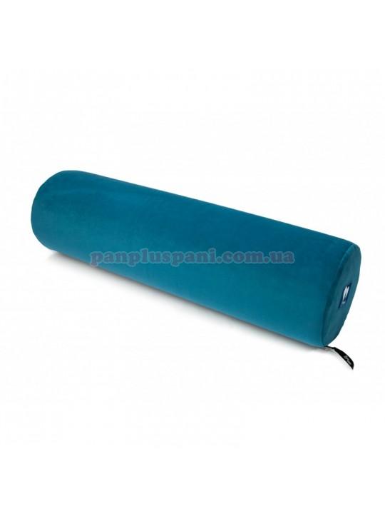 Подушка для сексу LoveBoat Sweet Roll XL бірюзова