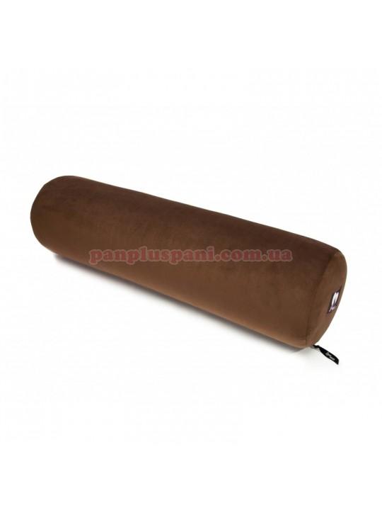 Подушка для сексу LoveBoat Sweet Roll XL коричнева