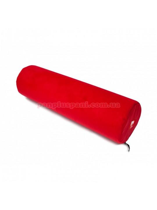 Подушка для сексу LoveBoat Sweet Roll XL червона