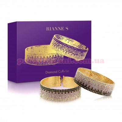 Наручники с кристаллами RIANNE S Diamond Cuffs