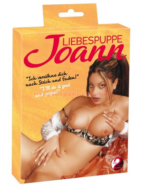 Секс лялька Joann Liebespuppe