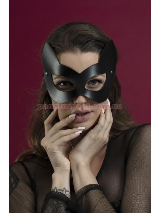 Маска кішки Feral Feelings Kitten Mask чорна