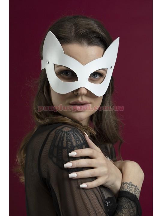 Маска кішки Feral Feelings Kitten Mask біла