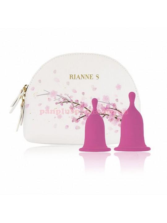 Набір менструальних чаш RIANNE S Femcare Cherry Cup