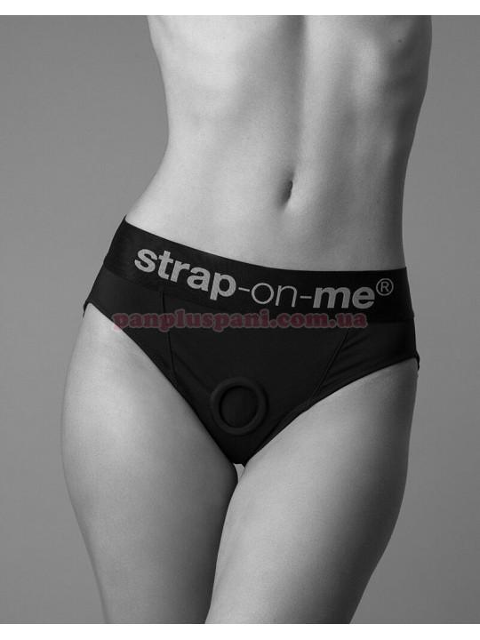 Трусики для страпона Strap-On-Me HEROINE HARNESS - L стрінги