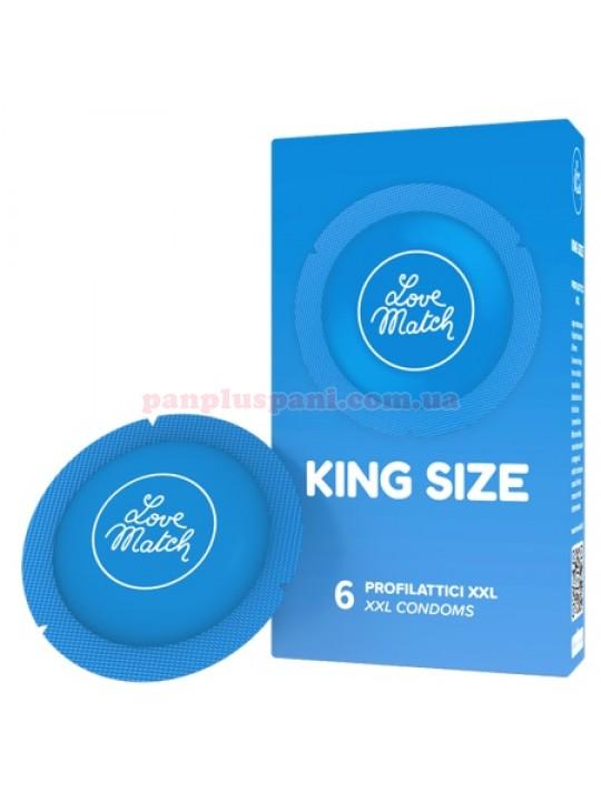 Презервативи King Size 6 шт