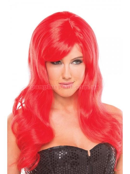 Перука Be Wicked Burlesque Wig Red