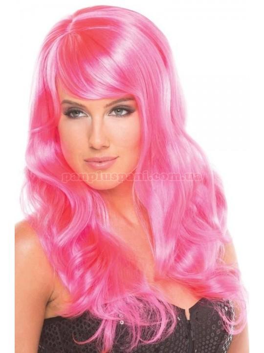 Перука Be Wicked Burlesque Wig Pink