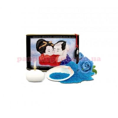 Сіль для ванни Shunga Oriental Crystals Bath Salts Aphrodisia 600 г