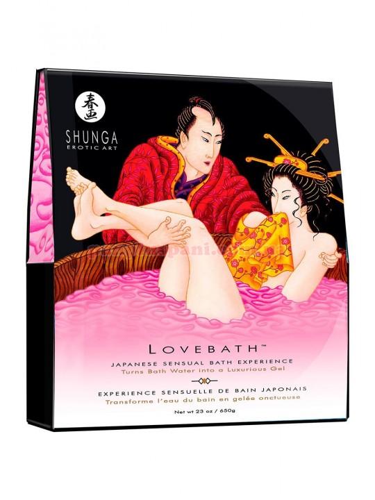 Гель для ванни Shunga LOVEBATH Dragon Fruit 650 г