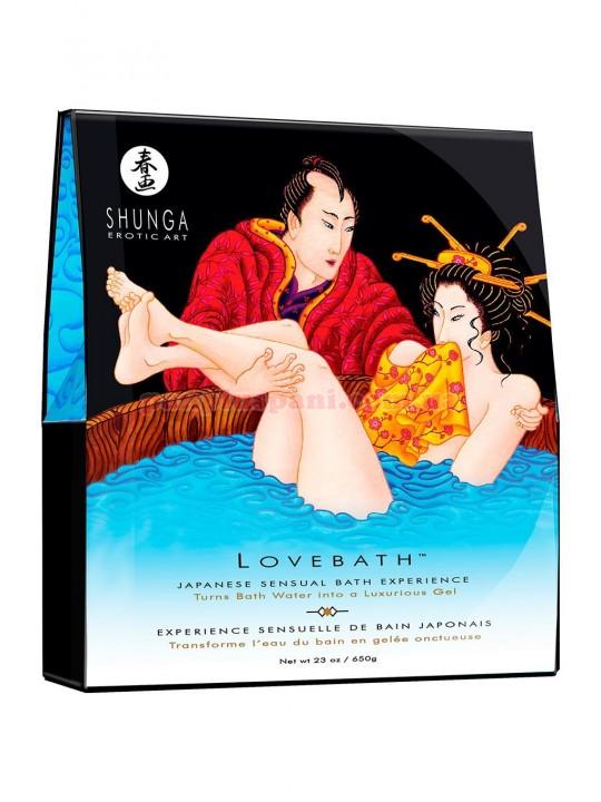 Гель для ванни Shunga LOVEBATH Ocean temptations 650 г