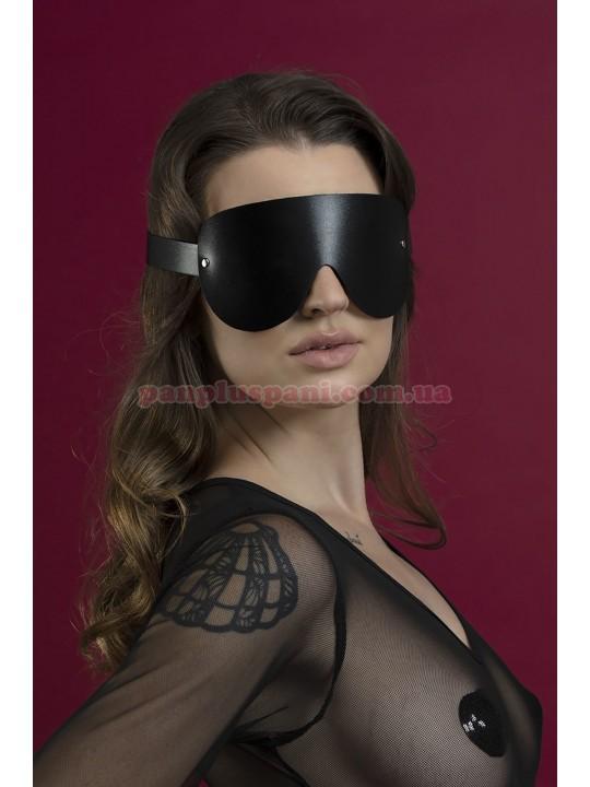 Маска на очі Feral Feelings Blindfold Mask чорна