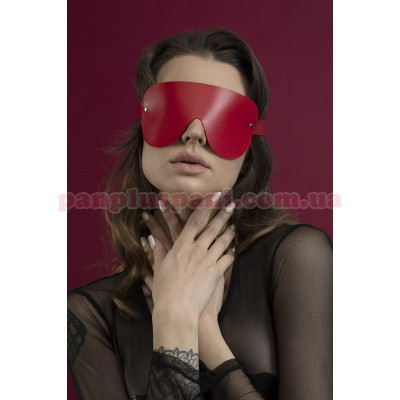 Маска на очі Feral Feelings Blindfold Mask червона