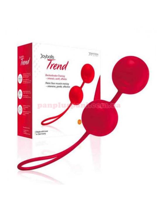 Вагінальні кульки Joyballs Trend red