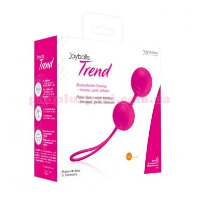 Вагінальні кульки Joyballs Trend magenta