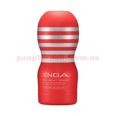 Мастурбатор Tenga Deep Throat Original Vacuum Cup Medium