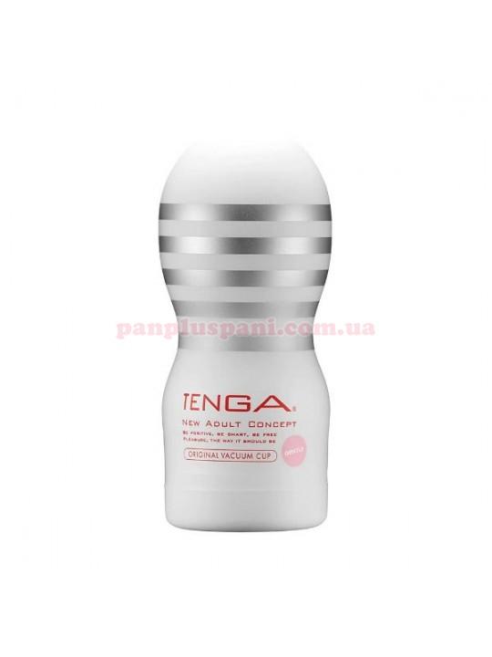 Мастурбатор Tenga Deep Throat Original Vacuum Cup Gentle