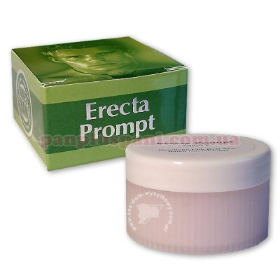 Крем для мужчин Erecta Prompt стимулирующий 50 г