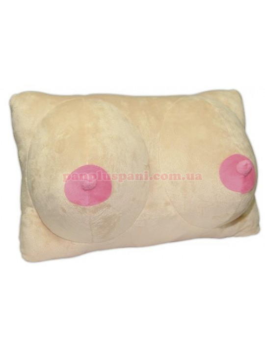"Подушка Plush Pillow ""Breasts"""
