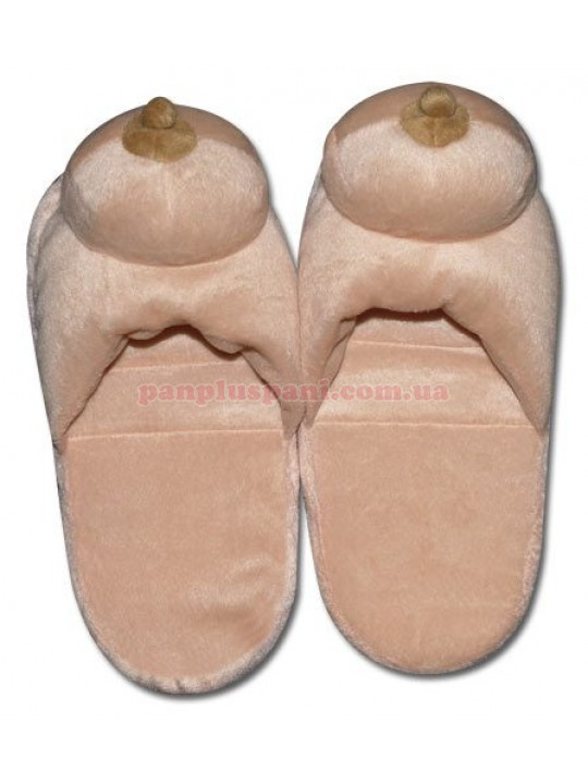 Тапочки с грудью House Slippers Boobs