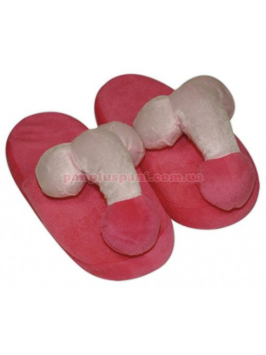Тапочки с пенисами Plush Slippers Penis